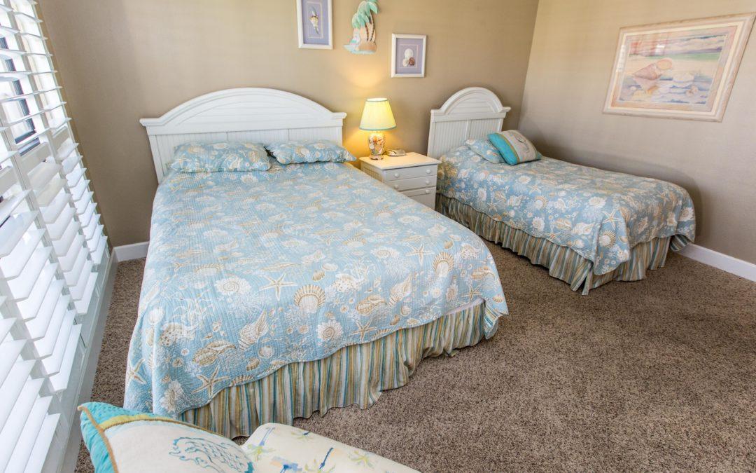 Second bedroom B306 Condo