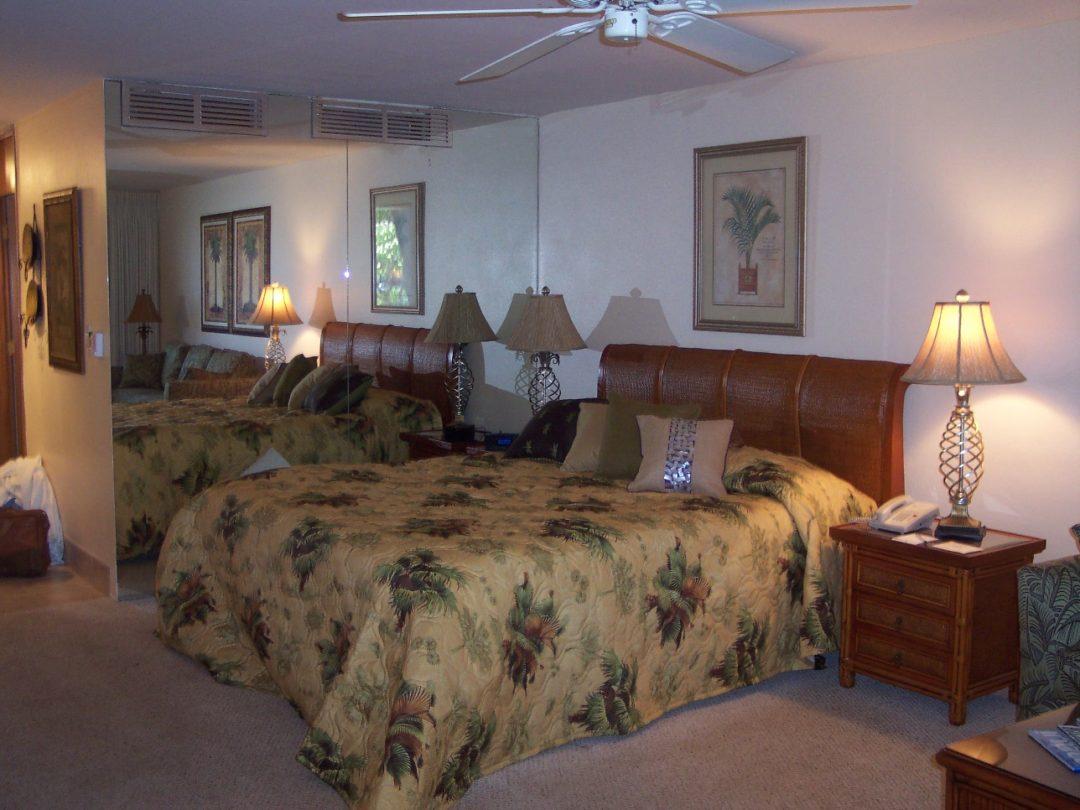 Bedroom Maui Villa